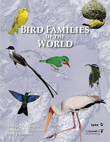 birdfamilyoftheworld cover