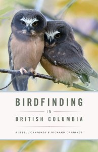 Birdfinding in British Columbia book cover